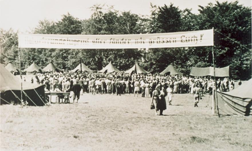 Bundesjugendtreffen 1950